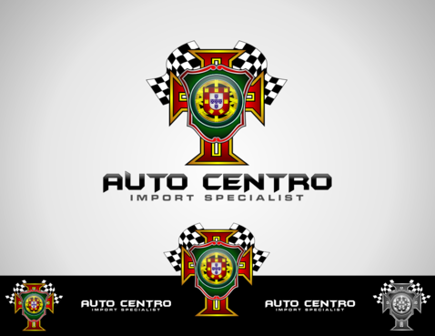 Auto Centro  A Logo, Monogram, or Icon  Draft # 81 by SPAYER