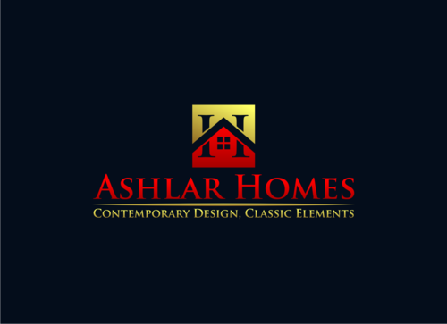 Ashlar Homes A Logo, Monogram, or Icon  Draft # 54 by ZillionArt