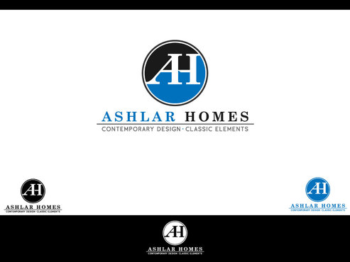 Ashlar Homes A Logo, Monogram, or Icon  Draft # 299 by memdenno