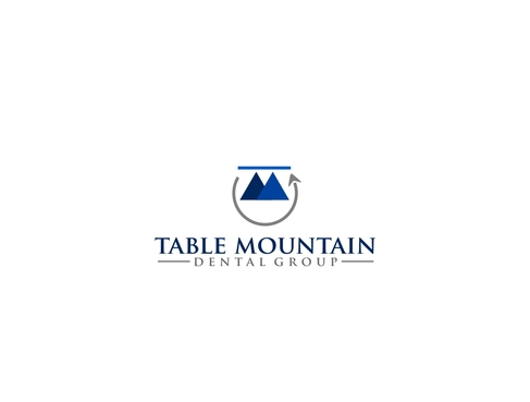 Table Mountain Dental Group A Logo, Monogram, or Icon  Draft # 4 by nellie