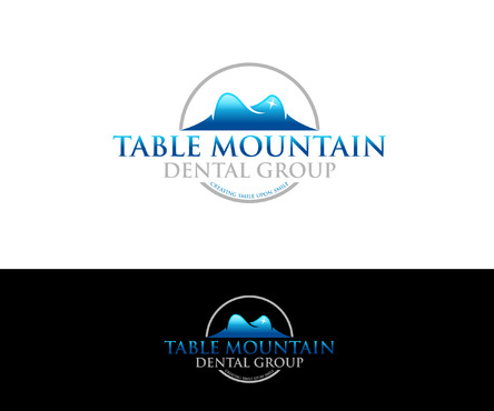 Table Mountain Dental Group A Logo, Monogram, or Icon  Draft # 38 by Designeye
