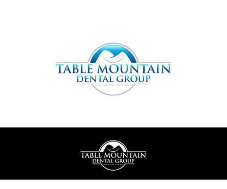 Table Mountain Dental Group A Logo, Monogram, or Icon  Draft # 69 by Designeye
