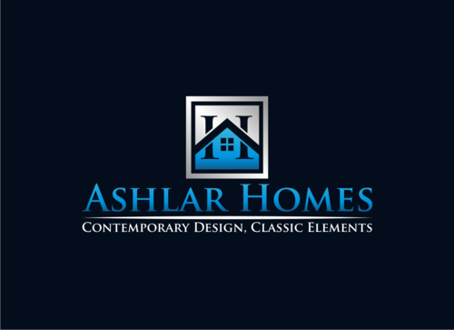 Ashlar Homes A Logo, Monogram, or Icon  Draft # 740 by ZillionArt