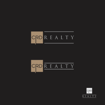 CRD Realty A Logo, Monogram, or Icon  Draft # 94 by aNtree