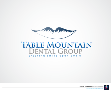 Table Mountain Dental Group A Logo, Monogram, or Icon  Draft # 144 by PrintMedia