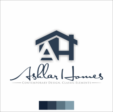 Ashlar Homes A Logo, Monogram, or Icon  Draft # 902 by Samsul9696