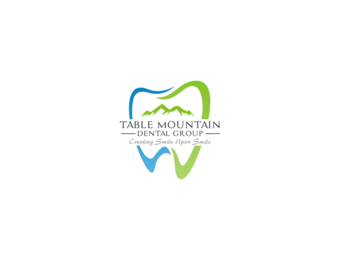 Table Mountain Dental Group A Logo, Monogram, or Icon  Draft # 177 by javavu
