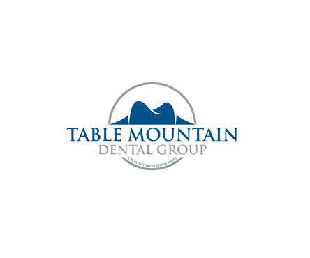 Table Mountain Dental Group A Logo, Monogram, or Icon  Draft # 180 by Designeye