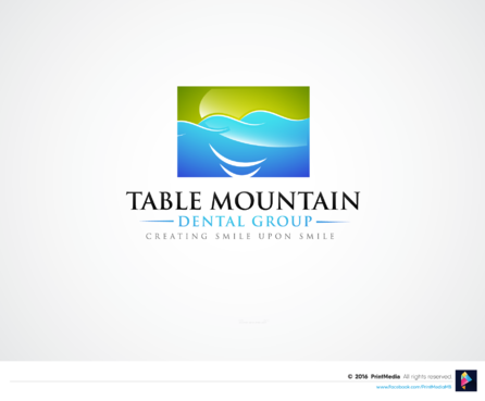 Table Mountain Dental Group A Logo, Monogram, or Icon  Draft # 184 by PrintMedia