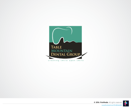Table Mountain Dental Group A Logo, Monogram, or Icon  Draft # 187 by PrintMedia
