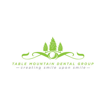 Table Mountain Dental Group A Logo, Monogram, or Icon  Draft # 189 by onacadesign