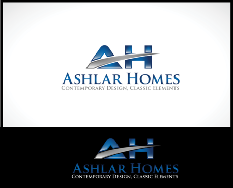 Ashlar Homes A Logo, Monogram, or Icon  Draft # 933 by satisfactions