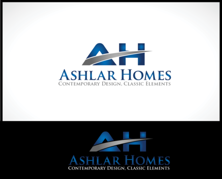 Ashlar Homes A Logo, Monogram, or Icon  Draft # 934 by satisfactions