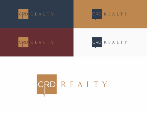 CRD Realty A Logo, Monogram, or Icon  Draft # 280 by aNtree