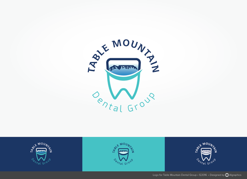 Table Mountain Dental Group A Logo, Monogram, or Icon  Draft # 212 by ALgraphics