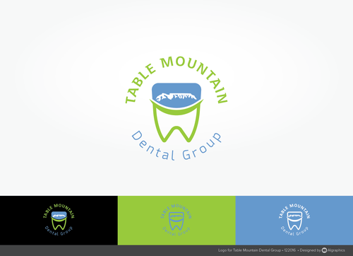 Table Mountain Dental Group A Logo, Monogram, or Icon  Draft # 214 by ALgraphics