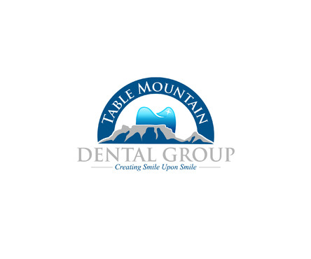 Table Mountain Dental Group A Logo, Monogram, or Icon  Draft # 228 by Designeye