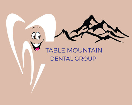 Table Mountain Dental Group A Logo, Monogram, or Icon  Draft # 246 by puertouk