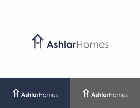 Ashlar Homes A Logo, Monogram, or Icon  Draft # 1052 by thebloker