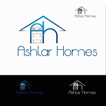 Ashlar Homes A Logo, Monogram, or Icon  Draft # 1072 by Tensai971