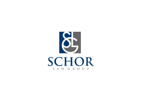 Schor Law Group A Logo, Monogram, or Icon  Draft # 3 by zonkcreative