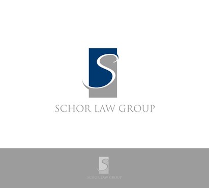 Schor Law Group A Logo, Monogram, or Icon  Draft # 17 by eljocreation