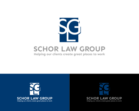 Schor Law Group A Logo, Monogram, or Icon  Draft # 26 by simpleway