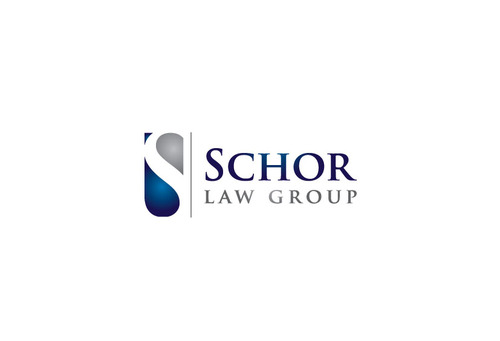 Schor Law Group A Logo, Monogram, or Icon  Draft # 29 by yakodesign