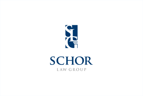 Schor Law Group A Logo, Monogram, or Icon  Draft # 31 by JoannaDinlayan