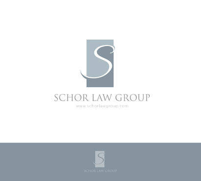 Schor Law Group A Logo, Monogram, or Icon  Draft # 34 by eljocreation