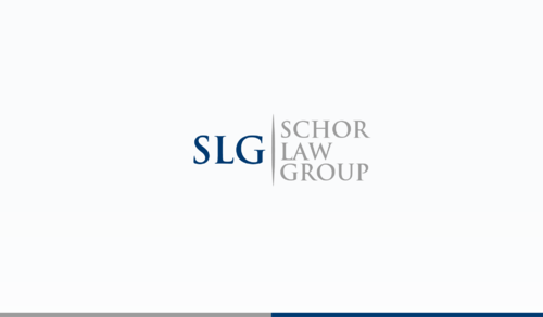 Schor Law Group A Logo, Monogram, or Icon  Draft # 52 by B4BEST