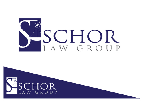 Schor Law Group A Logo, Monogram, or Icon  Draft # 79 by sadenona
