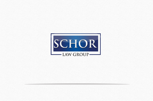 Schor Law Group A Logo, Monogram, or Icon  Draft # 137 by BigStar