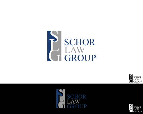 Schor Law Group A Logo, Monogram, or Icon  Draft # 213 by uniquelogo