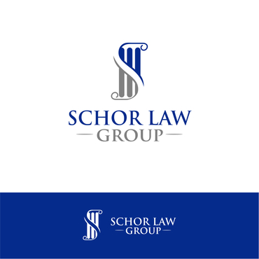 Schor Law Group A Logo, Monogram, or Icon  Draft # 341 by fitri87