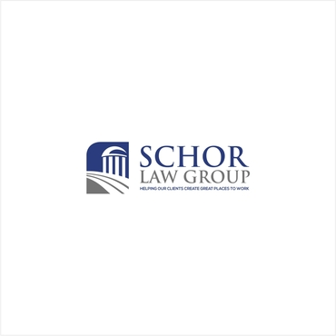 Schor Law Group A Logo, Monogram, or Icon  Draft # 388 by SecondGraphic