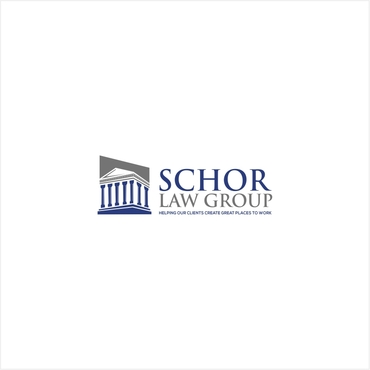 Schor Law Group A Logo, Monogram, or Icon  Draft # 389 by SecondGraphic