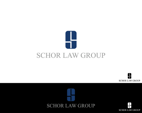 Schor Law Group A Logo, Monogram, or Icon  Draft # 466 by uniquelogo