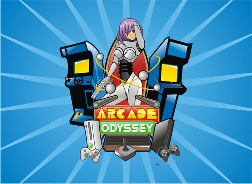Arcade Odyssey A Logo, Monogram, or Icon  Draft # 198 by vable