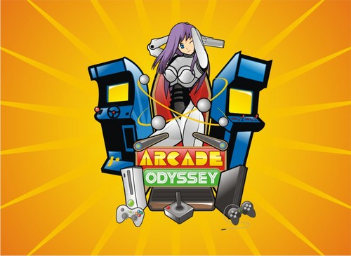 Arcade Odyssey A Logo, Monogram, or Icon  Draft # 199 by vable