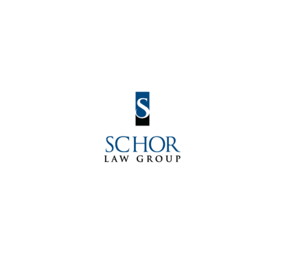 Schor Law Group A Logo, Monogram, or Icon  Draft # 514 by Adesign40