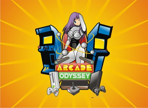 Arcade Odyssey A Logo, Monogram, or Icon  Draft # 202 by vable