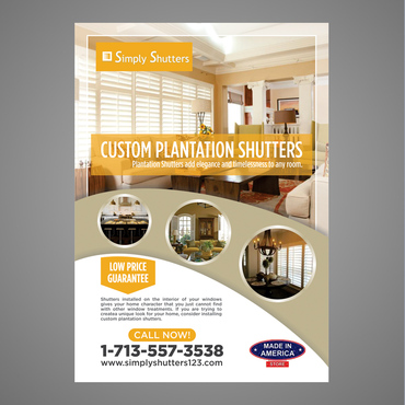 SIMPLY SHUTTERS Marketing collateral  Draft # 9 by Kaiza
