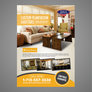 SIMPLY SHUTTERS Marketing collateral  Draft # 10 by Kaiza