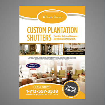 SIMPLY SHUTTERS Marketing collateral  Draft # 11 by Kaiza