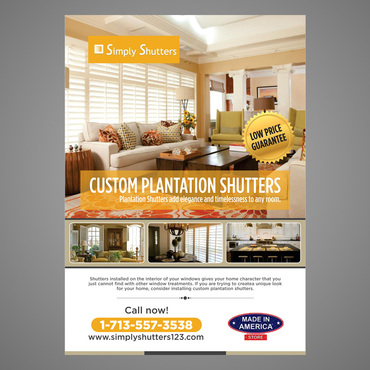 SIMPLY SHUTTERS Marketing collateral  Draft # 12 by Kaiza