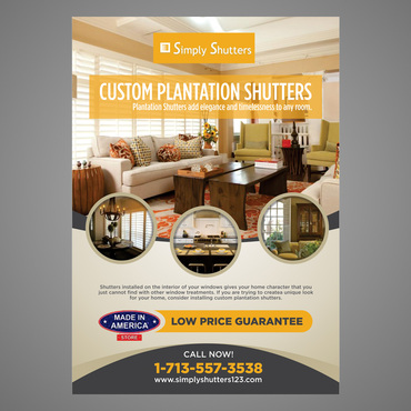SIMPLY SHUTTERS Marketing collateral  Draft # 13 by Kaiza
