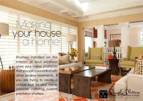 SIMPLY SHUTTERS Marketing collateral  Draft # 14 by rifqueiza