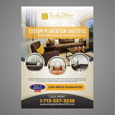 SIMPLY SHUTTERS Marketing collateral  Draft # 29 by Kaiza