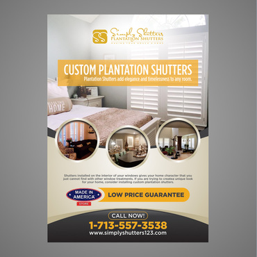 SIMPLY SHUTTERS Marketing collateral  Draft # 30 by Kaiza